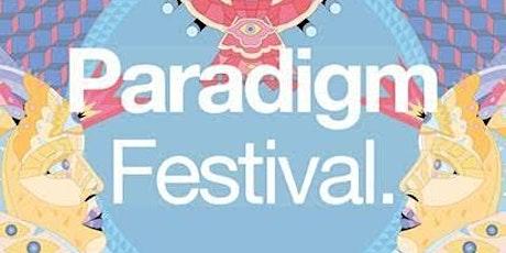 Paradigm Festival tickets