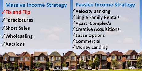 See if we're the right community to help you become a real estate investor tickets