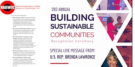 NABWIC DETROIT Building Sustainable Communities 3rd Annual Event tickets