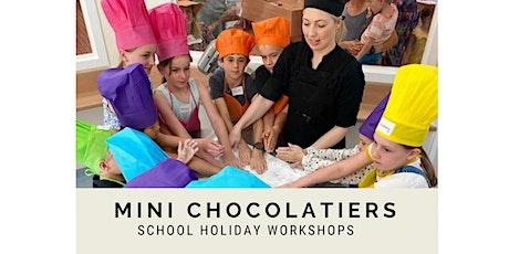 MINI CHOCOLATIERS - School Holiday Workshop - Pops Pops Pops! tickets