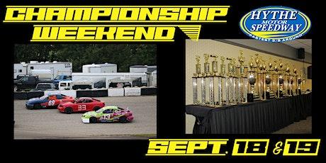 Weekend #4 September 18&19 Championship Weekend & Monster Mini Nationals tickets