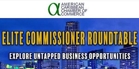 Private Invitation :  Elite Commissioner Roundtable tickets