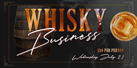 FMH x Diageo Whisky Night tickets