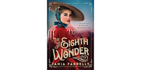 Author talk - Tania Farrelly - Mornington Library tickets