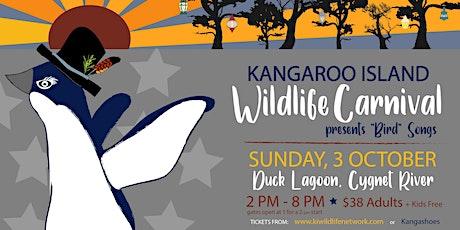 Kangaroo Island Wildlife Carnival tickets