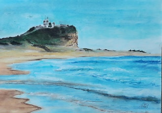 Launchpad: Coast and Country - meet the Artist painting demonstration tickets