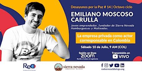 Desayuno #14: La empresa privada como actor corresponsable en Colombia entradas