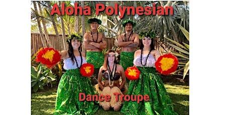 A  taste of Polynesia tickets
