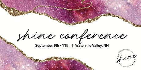 Shine Conference 2021 tickets