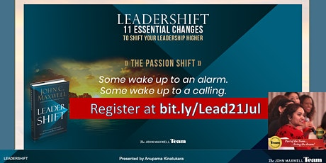 Virtual Mastermind Group for Leaders #202107 - Leadershift ZNDKIN tickets