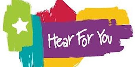 Hear For You QLD Rock My World 2021 - Art Workshop tickets