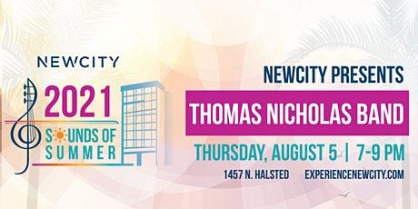 Thomas Nicholas Band (TNB) Concert Benefiting Multiple Sclerosis Society tickets