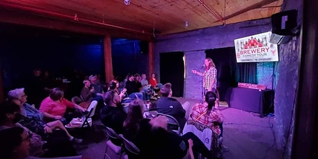 the BREWERY COMEDY TOUR at CRANE tickets