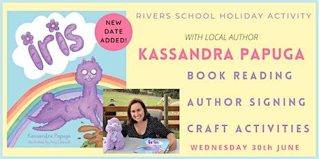 June  30th - 'Iris' - Children's Book Reading + Craft Activities tickets
