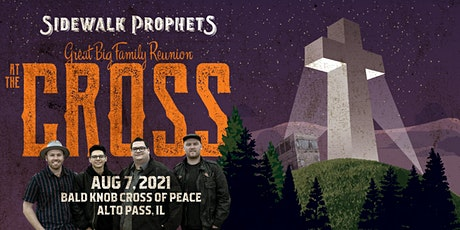 Sidewalk Prophets - Great Big Family Reunion at the Cross tickets