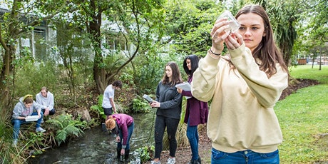 Year 12 and 13 New Degree Workshops: Environmental Science (Hons) tickets