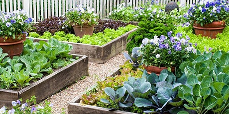 Learn to Grow Edibles in your Garden tickets