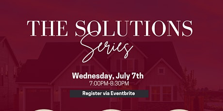 The Home-Buying Solutions Series tickets