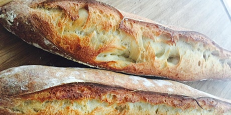 Classic French Baking Camp - French breads (baguettes, batards & boules) tickets