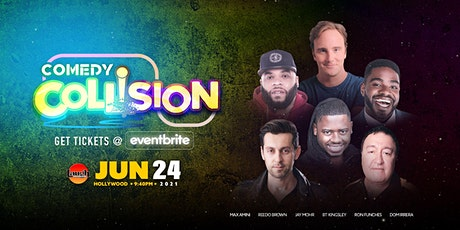 The  Laugh Factory presents: Comedy Collision tickets
