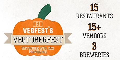 RI VegFest's VEGTOBERFEST tickets