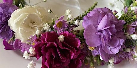 Flower Crown Making tickets
