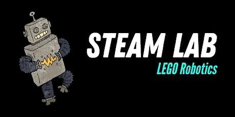 STEAM Lab: LEGO Robotics tickets