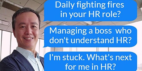 How to Manage Your HR Career tickets