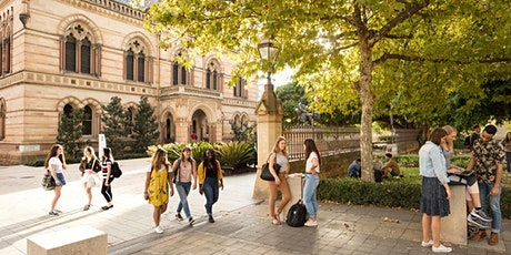 University of Adelaide Port Lincoln Information Session tickets
