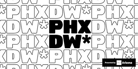 Phoenix Design Week (*end) 2021: SANS tickets