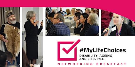 #MyLifeChoices Networking Breakfast 2021 tickets