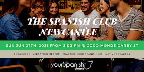 Spanish Conversation Meetup - Newcastle tickets