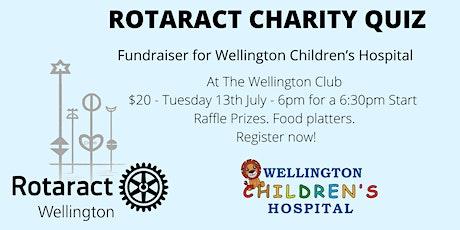 Rotaract Charity Quiz tickets
