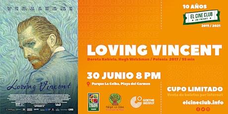 Loving Vincent / Miércoles de Cine tickets