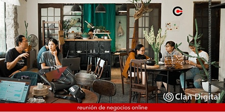 Clan Digital - Reunión de negocios (Networking) boletos