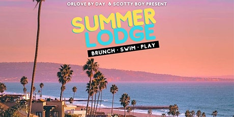Summer Lodge: Brunch & Pool Party (7.18) tickets