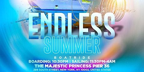 Endless Summer Boatride tickets