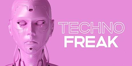 TECHNO FREAK (NEW show!) tickets