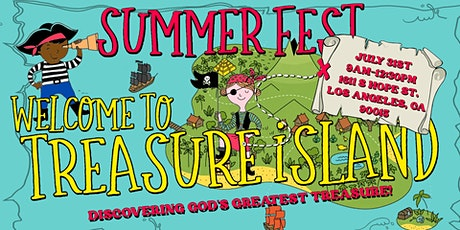 Summer Fest: Welcome to Treasure Island tickets