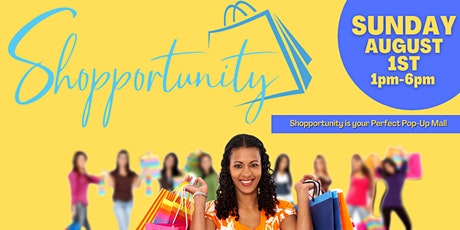 Shopportunity tickets