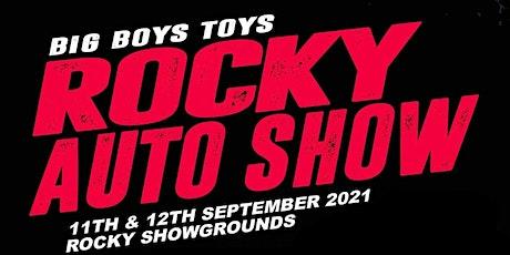 Rocky Auto Show 2021 tickets