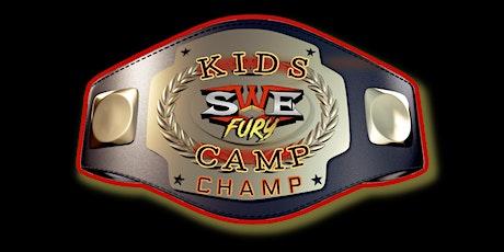 SWE FURY KIDS CAMP tickets