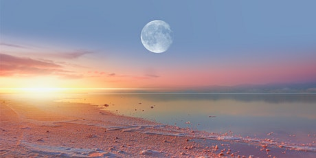 Super Full Moon  ZOOM Sacred Light  Sound Bath opening with breath work tickets