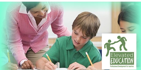 WORKING WITH DIVERSE LEARNERS - ADHD (primary) tickets