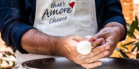 MOZZARELLA CHEESE MAKING CLASS WITH RENOWNED EXPERT CHEESEMAKER tickets