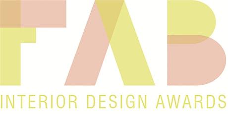 18th Annual FAB Interior Design Awards - A Virtual Event tickets