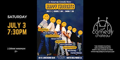 Happy Thoughts Comedy Show tickets