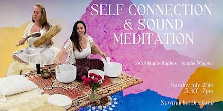 Self Connection & Sound Meditation tickets