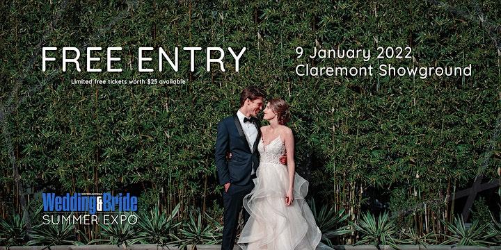 Perth Wedding and Bride Summer Wedding Expo 2022 image