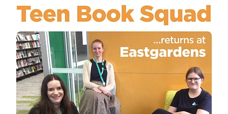 CANCELLED- Eastgardens Library - Teen Book Squad (For teenagers 13+) tickets